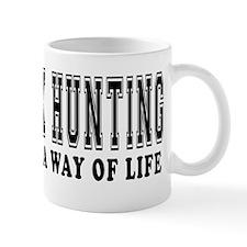 Fox Hunting It's A Way Of Life Mug
