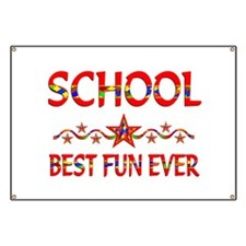 School Best Fun Banner