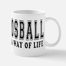 Foosball It's A Way Of Life Mug