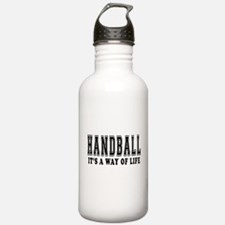 Handball It's A Way Of Life Water Bottle