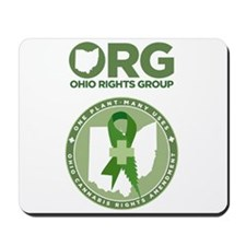 Ohio Rights Group Mousepad