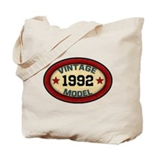 CUSTOM YEAR Vintage Model Tote Bag