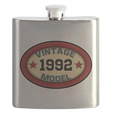 CUSTOM YEAR Vintage Model Flask