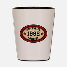 CUSTOM YEAR Vintage Model Shot Glass