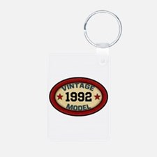 CUSTOM YEAR Vintage Model Keychains