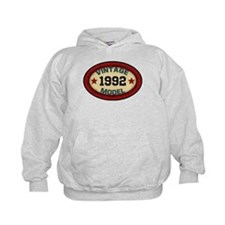 CUSTOM YEAR Vintage Model Hoodie