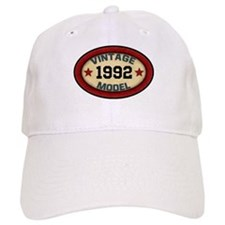 CUSTOM YEAR Vintage Model Baseball Cap