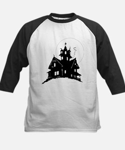 haunted house Baseball Jersey