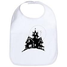 haunted house Bib