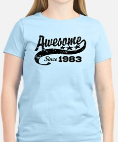 Awesome Since 1983 T-Shirt