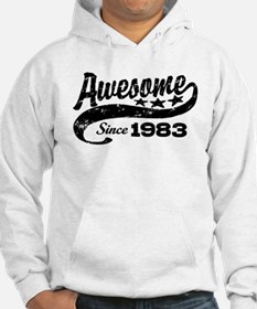 Awesome Since 1983 Hoodie
