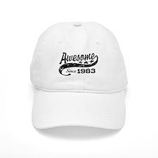Awesome Since 1983 Baseball Cap