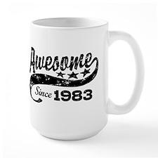 Awesome Since 1983 Mug