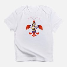 LSU Crawfish Infant T-Shirt