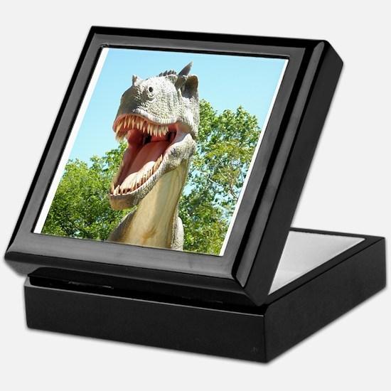 Dinosaurs Keepsake Box