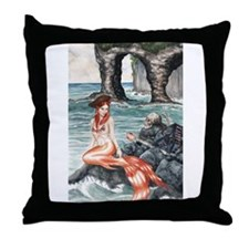 Obesession Throw Pillow