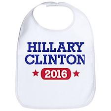 Hillary Clinton 2016 President Bib