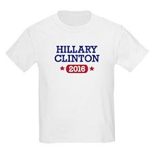 Hillary Clinton 2016 President T-Shirt