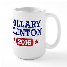 Hillary Clinton 2016 President Mug