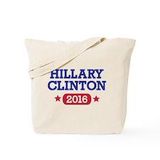 Hillary Clinton 2016 President Tote Bag