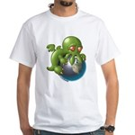 Anime style men's T shirt