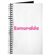 """""""Esmeralda"""" Journal"""