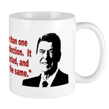 Ronald Reagan Quotes Small Mug