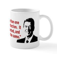 Ronald Reagan Quotes Small Mug