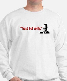 Ronald Reagan Quotes Sweatshirt