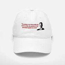 Ronald Reagan Quotes Baseball Baseball Cap