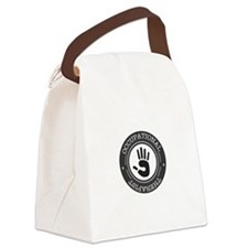 Occupational Therapist Hand Canvas Lunch Bag