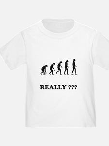 Cute Question evolution T