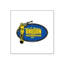 Oregon Portland Mission - Oregon Flag - LDS Missio