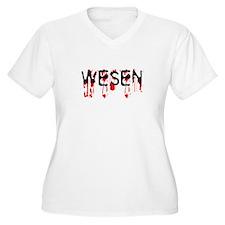 Wesen Plus Size T-Shirt