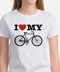 I Love My Bicycle Tee