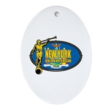 New York New York North Mission - New York Flag -