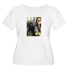 Uh... What? Plus Size T-Shirt