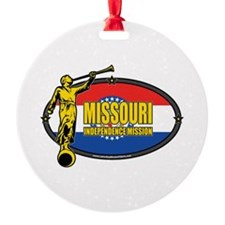 Missouri Independence Mission - Missouri Flag - LD