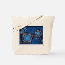Australian Aboriginal Inspired Art Tote Bag