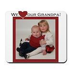 grandpa.png Mousepad