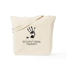 OT ARTISTIC HAND Tote Bag