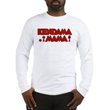Kendama Mama Long Sleeve T-Shirt