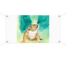 Bulldog Rufus Banner