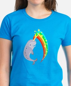 Magical Narwhal Dark T-Shirt