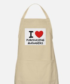 I love purchasing managers BBQ Apron
