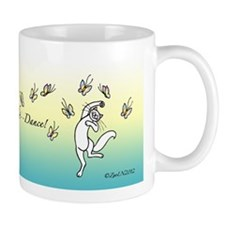 When in doubt, dance! Mug