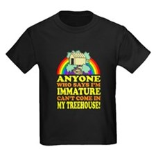 Anyone Who Says Im Immature... T-Shirt