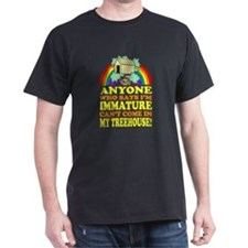 Anyone Who Says Im Immature... T-Shirt