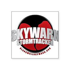 Skywarn Storm Tracker Sticker