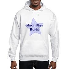 Maximilian Rules Hoodie